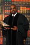 Rev. Andre L. Pickens, Pastor, Covenant Bible Church, Macomb, MI.